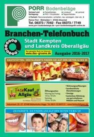 Zum Branchentelefonbuch Memmingen