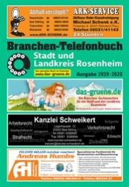 Zum Branchentelefonbuch Rosenheim